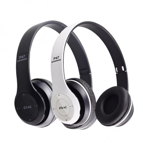 P47 Bluetooth Music Hörlurar/Headset - Bluetooth V4.1+EDR